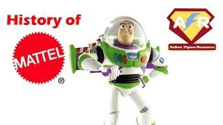 The History of Mattel