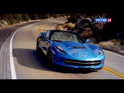 Chevrolet Corvette Stingray 2014 // АвтоВести 143