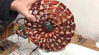 Vortex Tech Replication. Magnetic Field, by netica. Video 2
