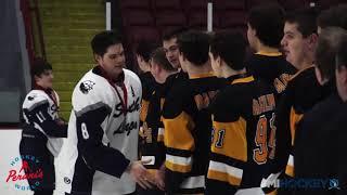 2018 MAHA High School JV Division 1 State Championship (Battle Creek vs. South Lyon)