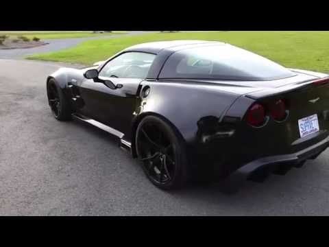 GT6X Startup (Custom Side Pipe Exhaust) - YouTube