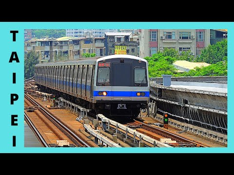 How to BUY TICKETS for the TAIPEI METRO (Taiwan)