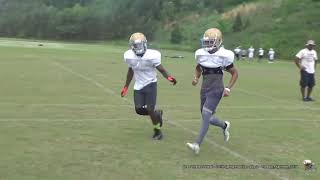 Charles R Drew Sports-2018-Football-Spring Football Practice-Day 2-Tuesday, May 8th, 2018