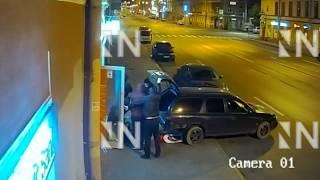 Kriminalis Russia ATM Theft