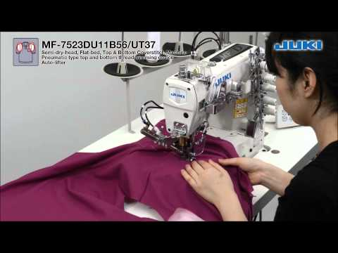 JUKI - Polo Shirt Production