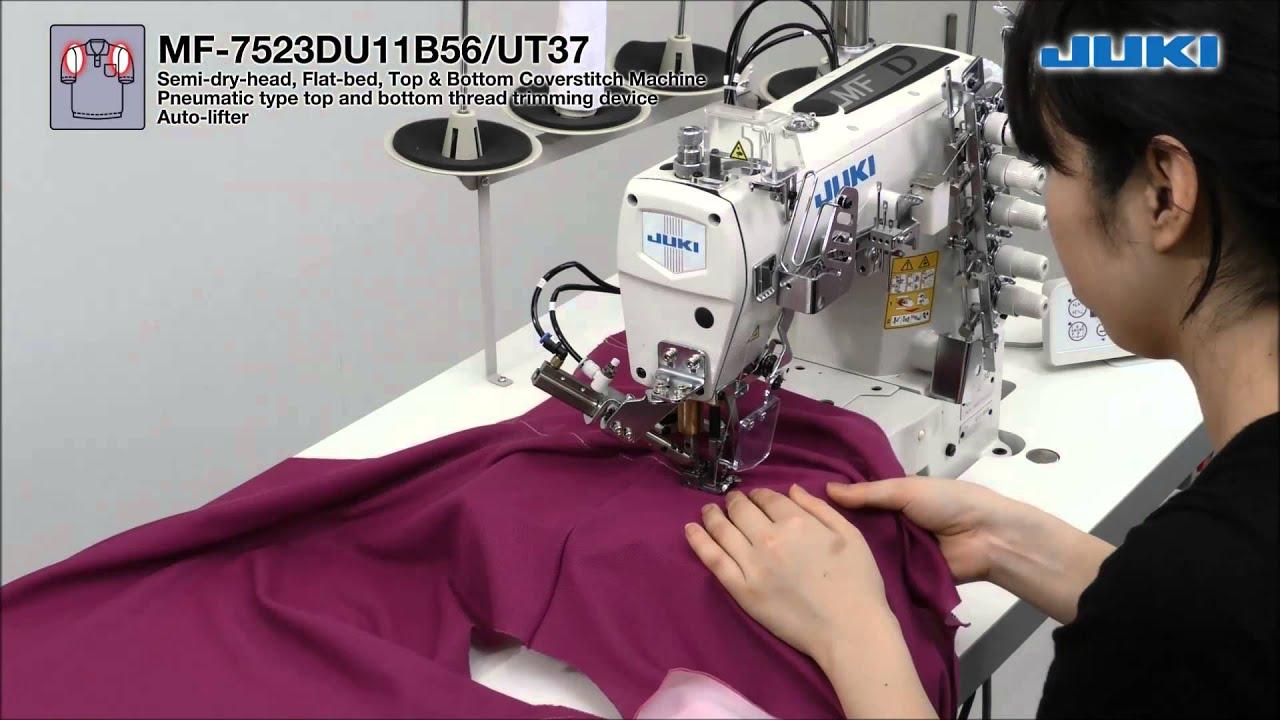 Download JUKI - Polo Shirt Production