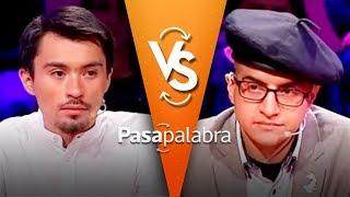 Pasapalabra | Nicolás Gavilán vs Roberto Castillo