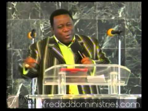 Bishop Fred Addo - Tell My Father (Part1)