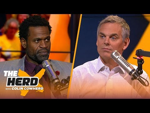 Stephen Jackson praises Steph Curry, says Harden isn't going to be 'the best ever' | NBA | THE HERD