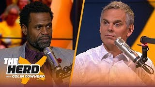 Download Stephen Jackson praises Steph Curry, says Harden isn't going to be 'the best ever' | NBA | THE HERD Mp3 and Videos