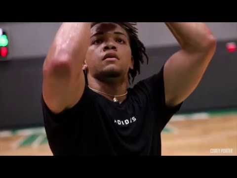 We can stop saying Gordon Hayward is back, Carsen Edwards ...