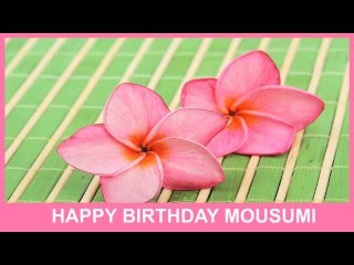 Mousumi   Birthday Spa - Happy Birthday