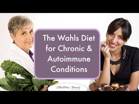 Terry Wahls Diet for Chronic Pain & Autoimmunity  An