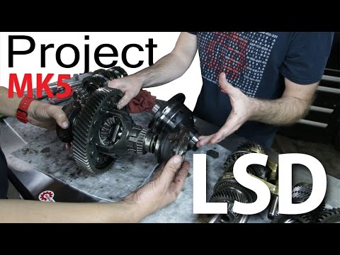 Limited Slip Diff and Steel Shift Forks | Project MK5 Ep 4