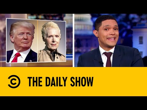 Donald Trump Shrugs off Sexual Assault Allegations | The Daily Show with Trevor Noah