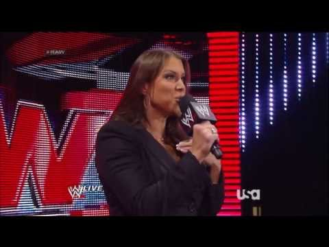 RAW: CM Punk Calls Out The Authority