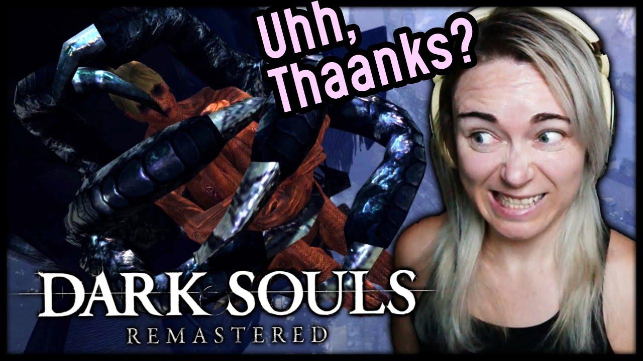 SECRETS & PROGRESSO SOUP ☕ First Time Playing Dark Souls   Season 2 [8]