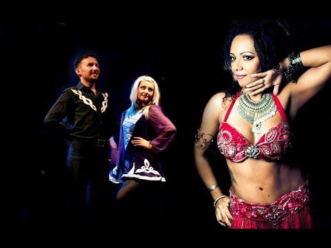 Irish dancing vs Belly dancing  Dance Off