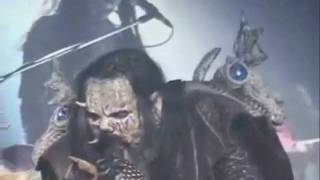 Lordi - Missing miss charlene (live munich 2009)