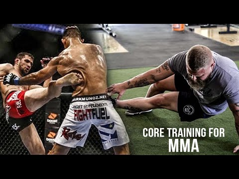Try These Core Exercises For MMA
