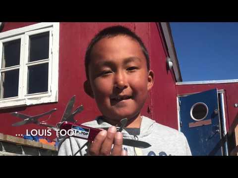 TOPtoTOP - Climbing the Future - Kulusuk Greenland