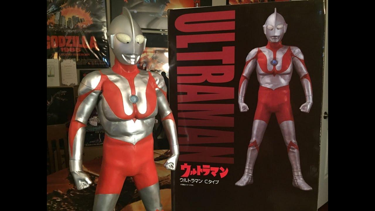 X Plus Ultraman Gigantic Series Type Quot C Quot Standard Figure
