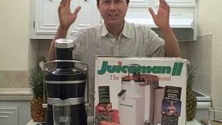 PowerGrind Pro Juicer vs Juiceman II Juice Off Review
