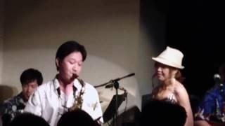 2017年7月9日、横浜関内パラダイスカフェでのSAYURIちゃんのライブ映像...