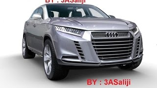 2017 new audi q8 concept preview by3as 1080p