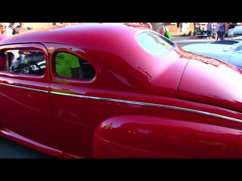 Geneva Car Show: Car Stories With Steve & His 1941 Ford