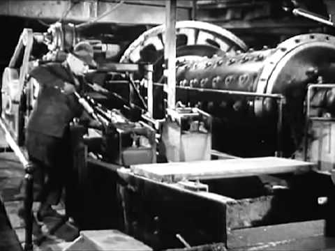 Homestake Gold Mine History - South Dakota Saga - 1940 - CharlieDeanArchives / Archival Footage