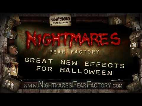 Nightmares Fear Factory | Niagara Falls Canada | Halloween 2009 Aug 16-22, 2009
