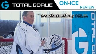 Vaughn Velocity 7 XF Pro Carbon Catch Glove // On-Ice Review
