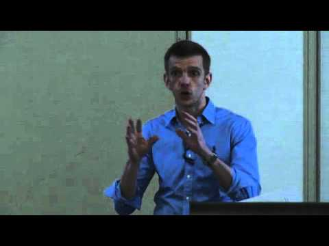 Angus Fletcher - Why the Humanities Conference 2015 at Kent State University