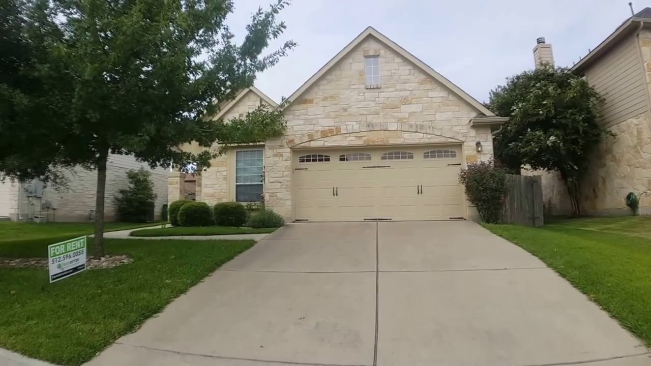 Cedar Park Home For Rent