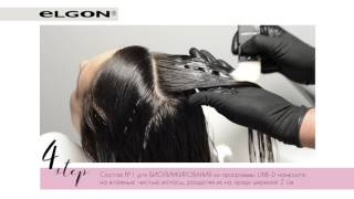 видео СПА процедуры для волос