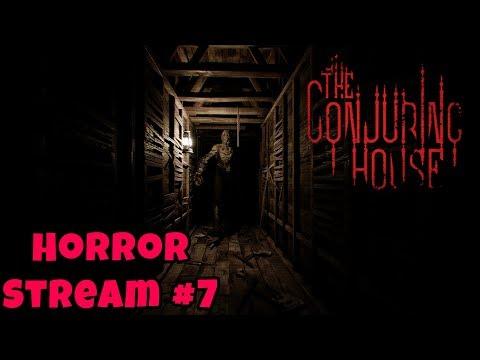 ???? ХОРРОР СТРИМ: The Dark Occult (The Conjuring House) #7