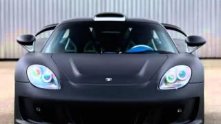 Porsche Carrera GT Matt Edition от Gemballa Mirage