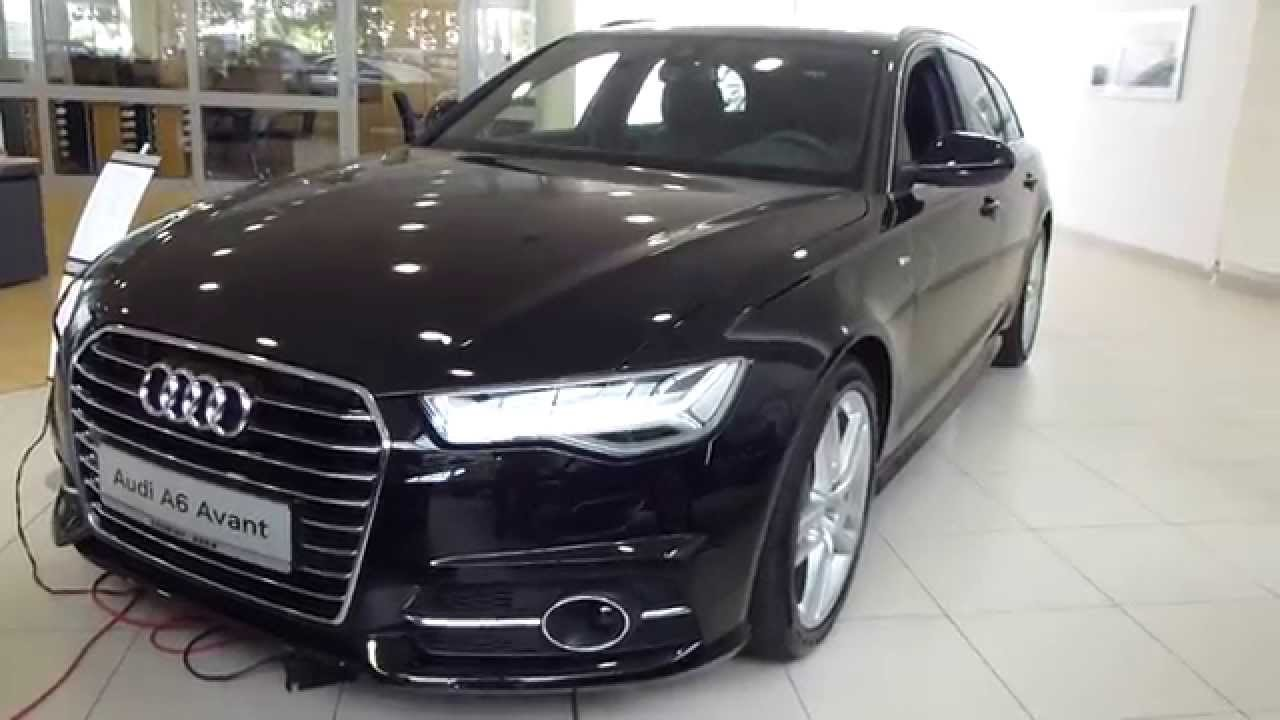 2016 audi a6 avant 39 39 s line 39 39 exterior interior see also playlist youtube. Black Bedroom Furniture Sets. Home Design Ideas