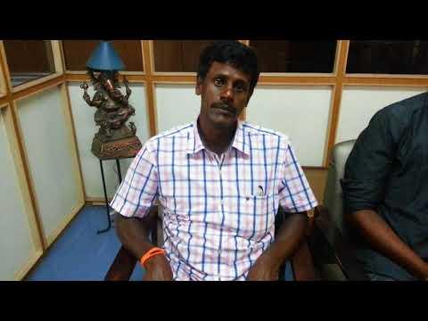 Mr.Narasimha Reddy a farmer giving his testimony after using Sontie Mulch films