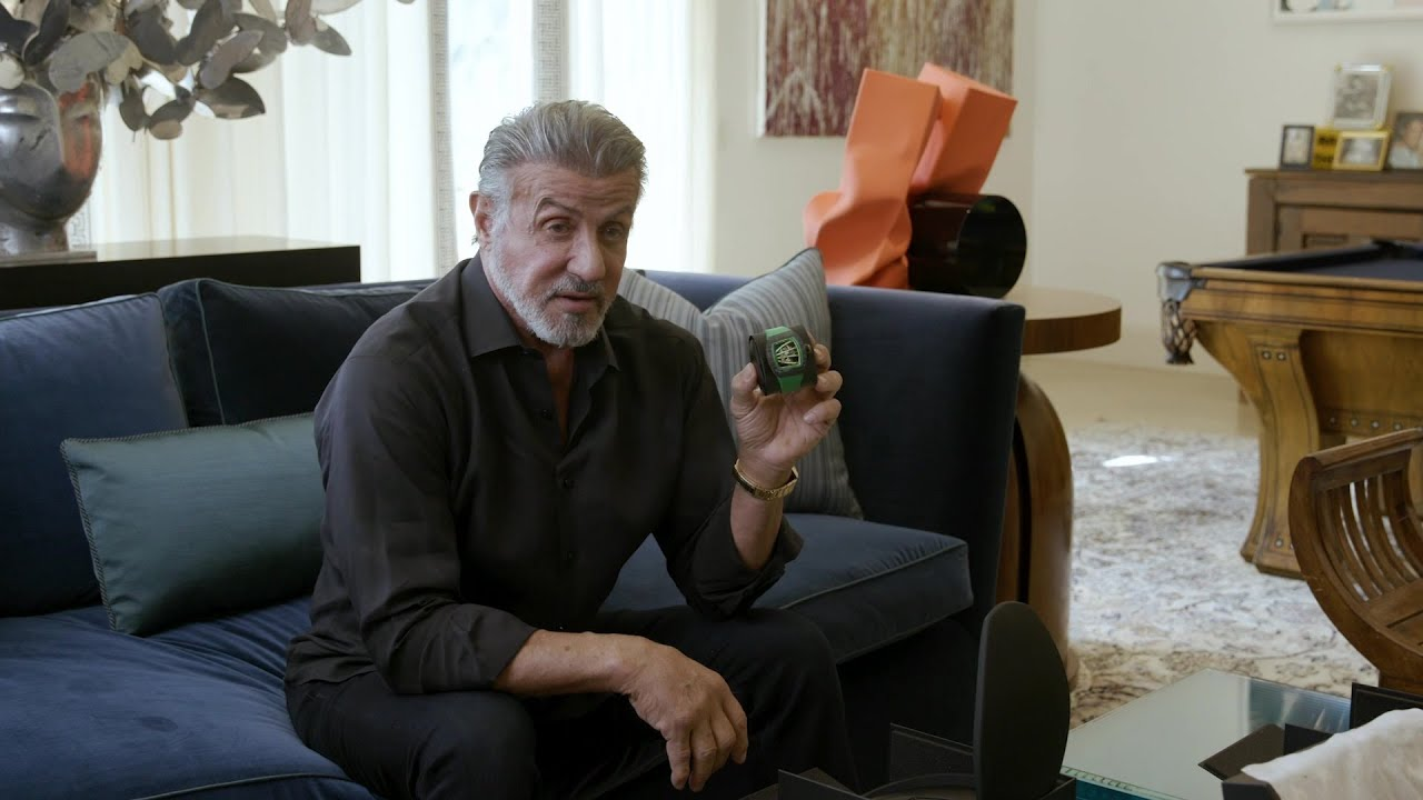 Five Extraordinary Watches from the Collection of Sylvester Stallone  | New York | December 2020