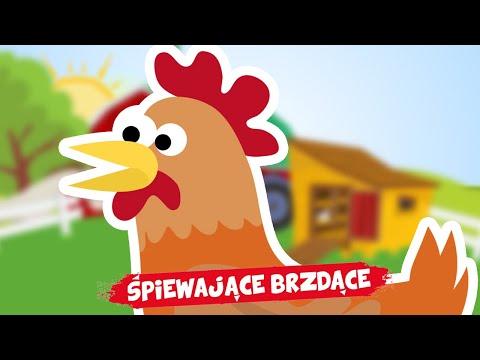 Śpiewające Brzdące - Gdacze kura: Ko, Ko, Ko - Piosenki dla dzieci