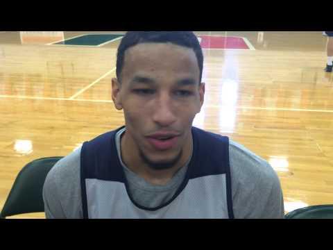 Roberson: Practice in Miami