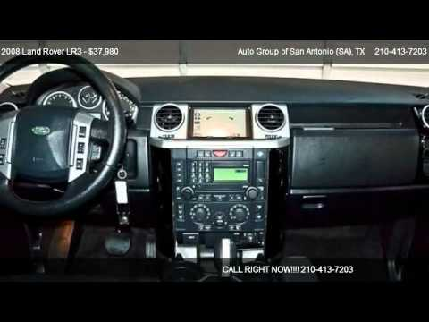 San Antonio Auto Group >> Land Rover LR3 HSE @ Auto Group of San Antonio (SA) - YouTube