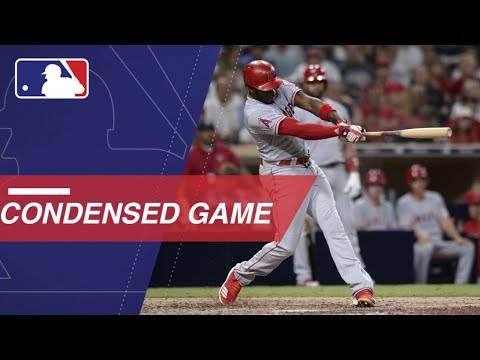 Condensed Game: LAA@SD - 8/13/18