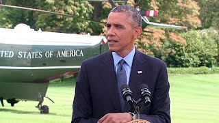 The President Speaks on the Situation in Ukraine