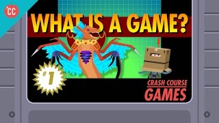 What is a Game?: Crash Course Games #1