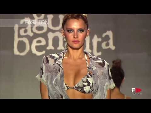 """AGUA BENDITA"" Fashion Show Colombia Moda 2013 HD by Fashion Channel"