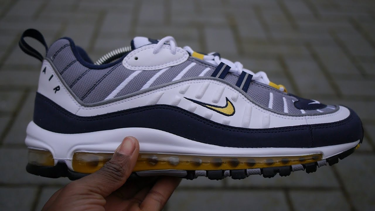 4fcf0ea490d Air Max 98  Tour Yellow  Quick Look (White