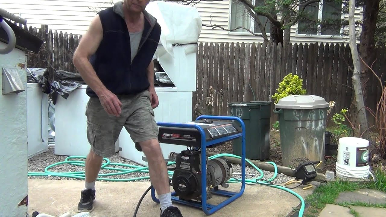 How to run generator on natural gas without carburetor and